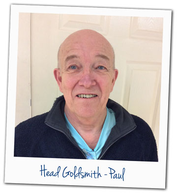 Head Goldsmith Paul