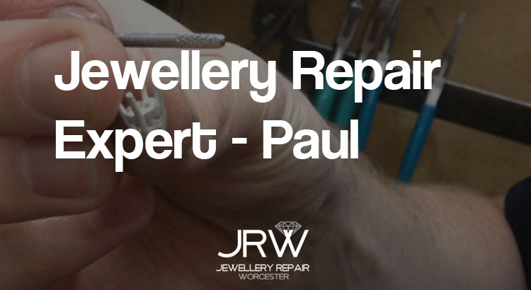 Jewellery Repair Expert Paul